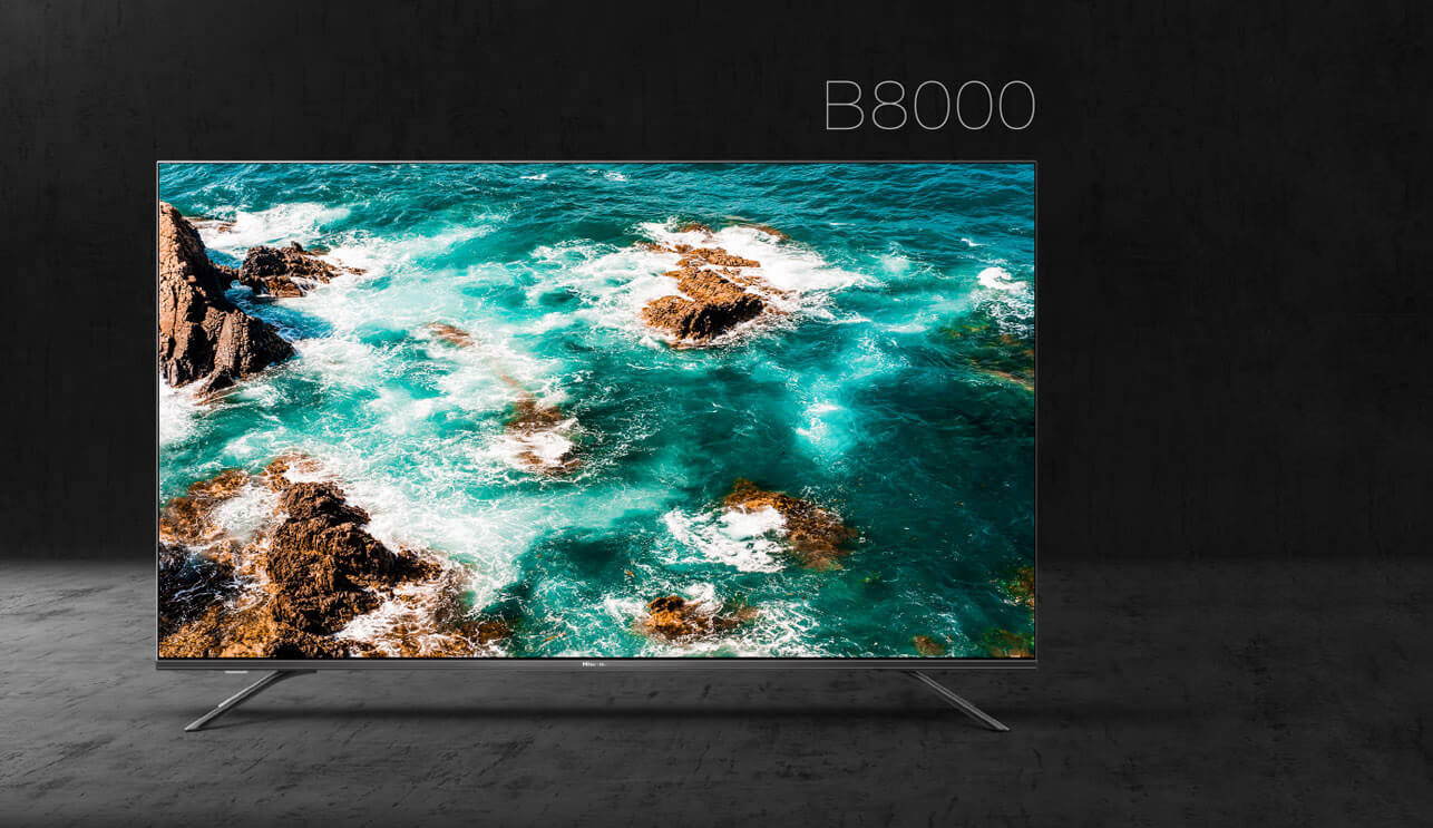 تلویزیون اسمارت هایسنس B8000