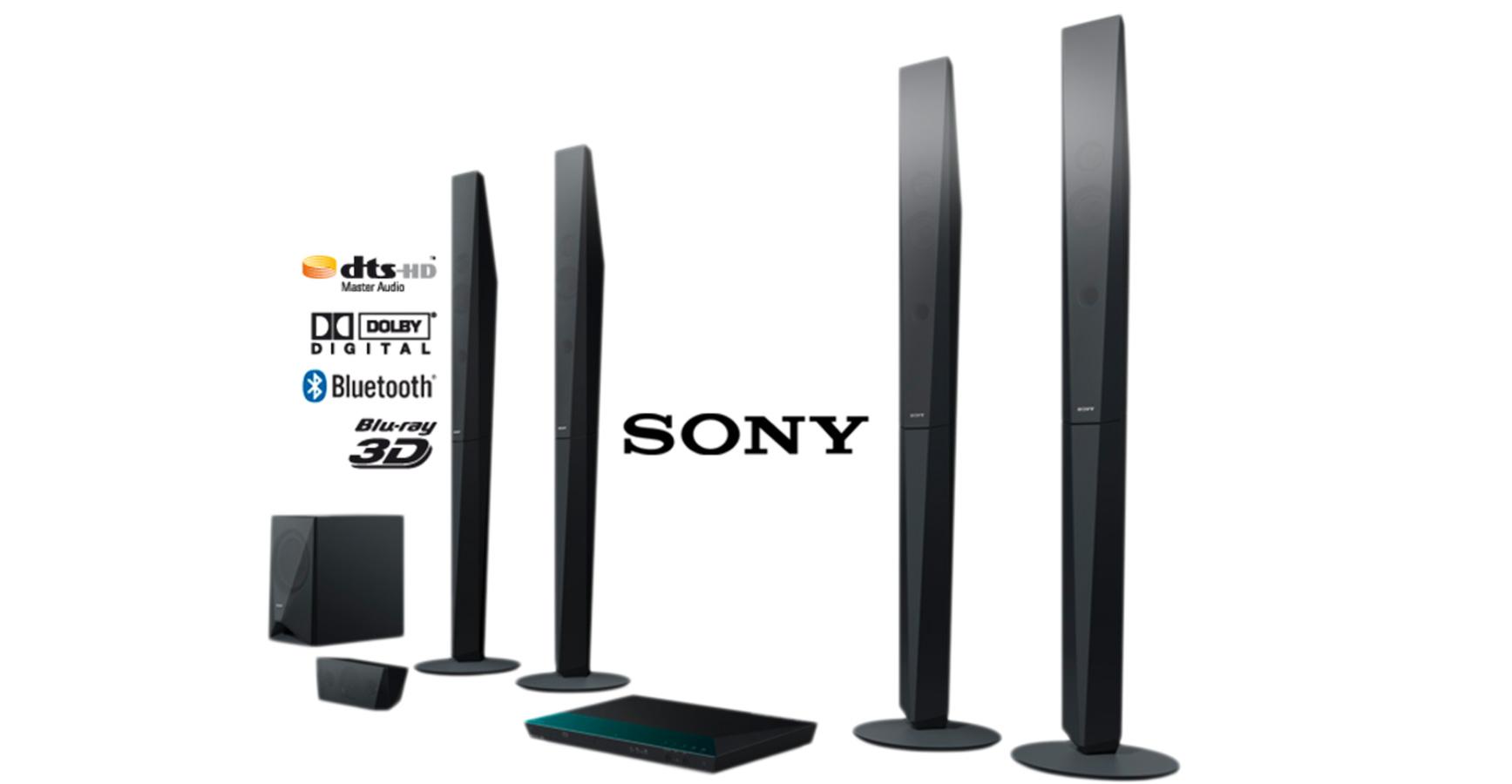 معرفی سیستم سونی BDV-E6100