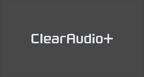 فناوری ClearAudio+