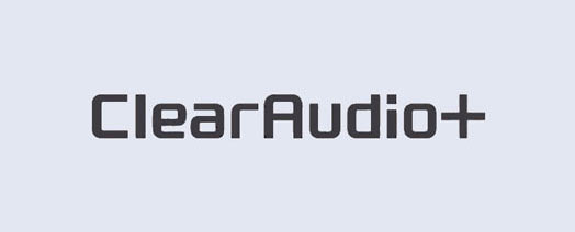 تکنولوژی ClearAudio+