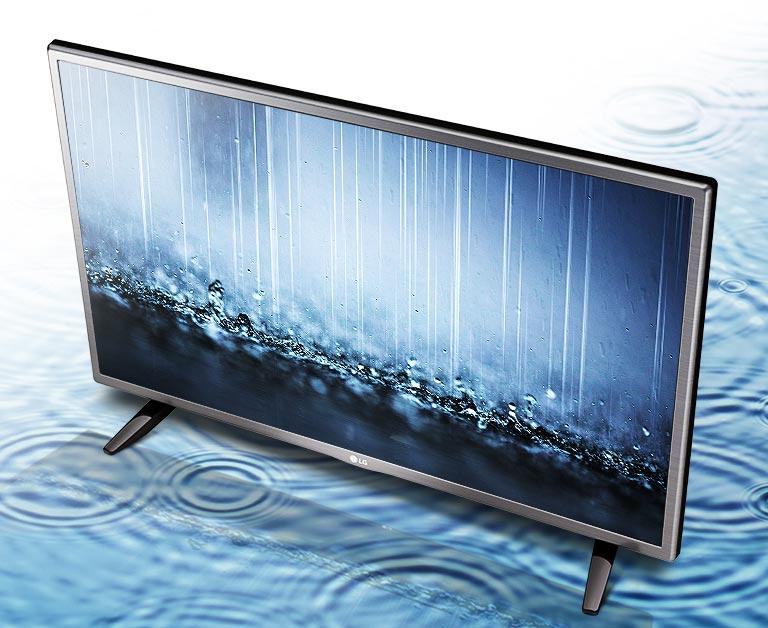 طراحی شیک تلویزیون ال جی LJ570U