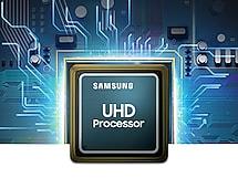 پردازنده فورکی در تلویزیون سامسونگ RU7100