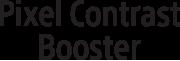 تکنولوژی Pixel Contrast Booster در تلویزیون سونی A9G